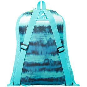 speedo Deluxe Ventilator Mesh Bag L, cage turq
